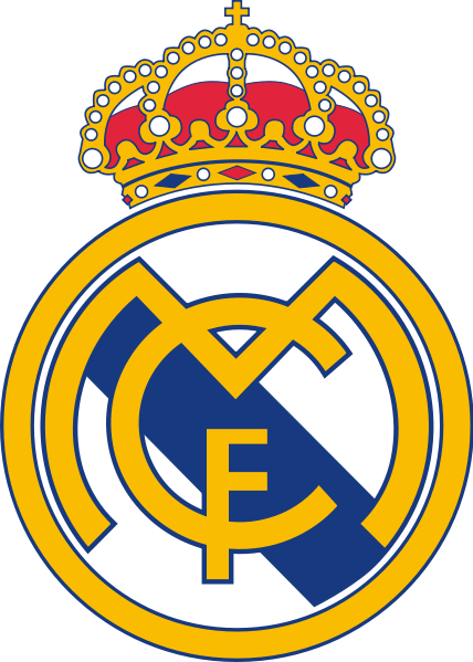 real madrid logo png. Blessing # 1