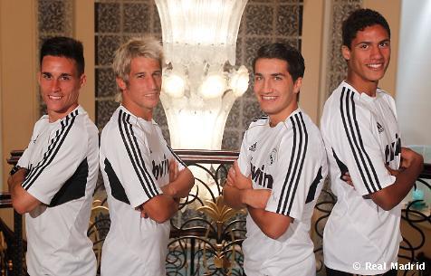 Hilo del Real Madrid 25