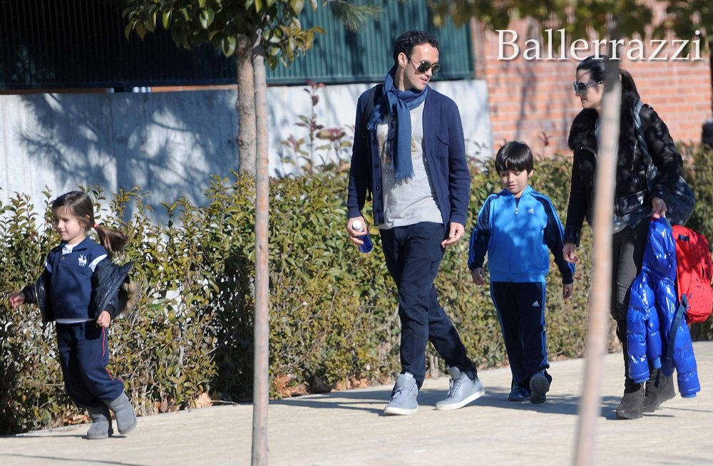 Photo of Ricardo Carvalho & his  Daughter  Rachel Carvalho