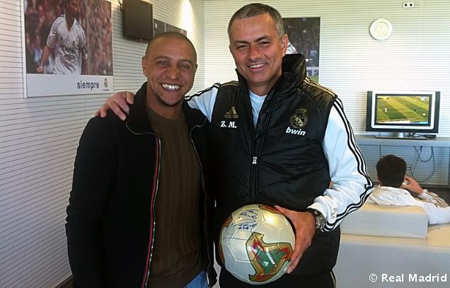 ¿Cuánto mide Roberto Carlos? (futbolista) - Altura - Real height Rcmou