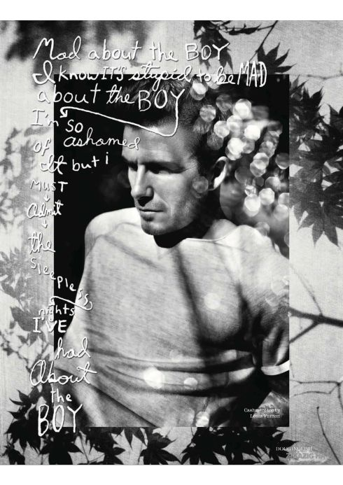 from Dennis beckham david gay magazine