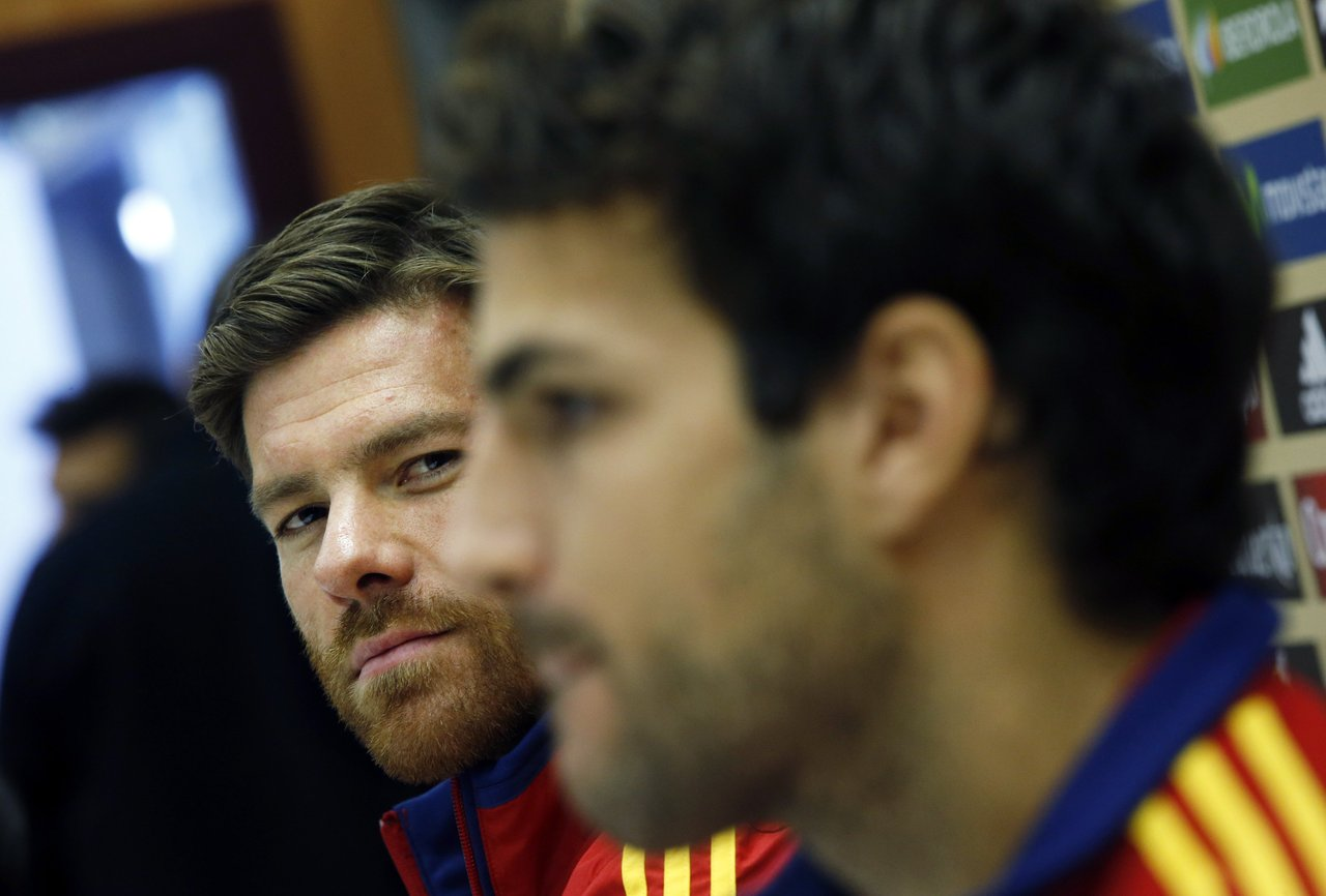 Xabi Alonso No Beard Xabi Alonso Spa