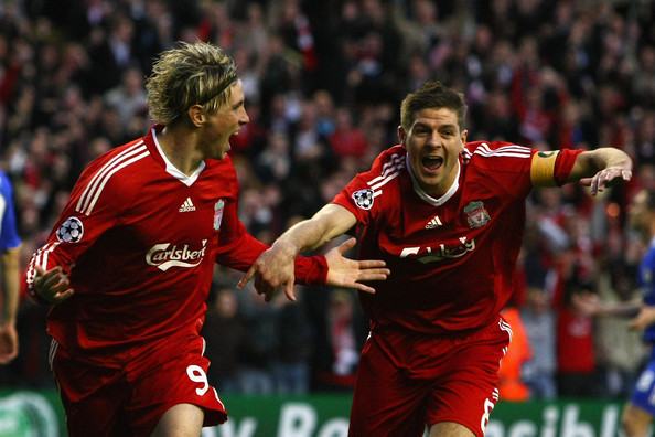 The Daily Drool – Epic Bromance Month: Steven Gerrard ...