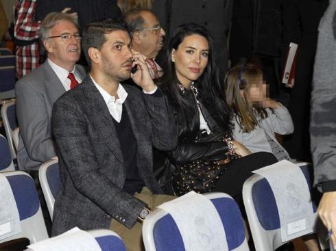 Brother Rene, his girlfriend Vania & niece Daniela
