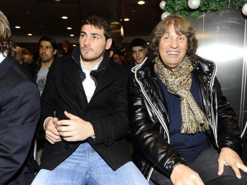 Iker & Sergio's close friend Jose Merce