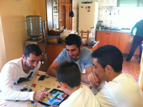 Parchis Albiol
