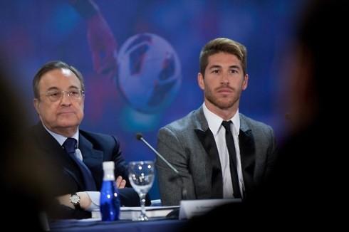 Sergio Ramos Presents New Book 'Sergio Ramos. Corazon, Caracter y Pasion'