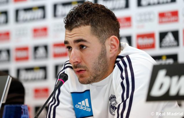 Benzema     We   Re Ready And We Aim To Play Well  Score And Win