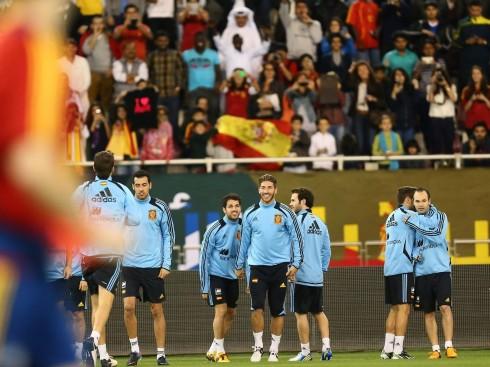 FBL-FRIENDLY-SPAIN-URUGUAY