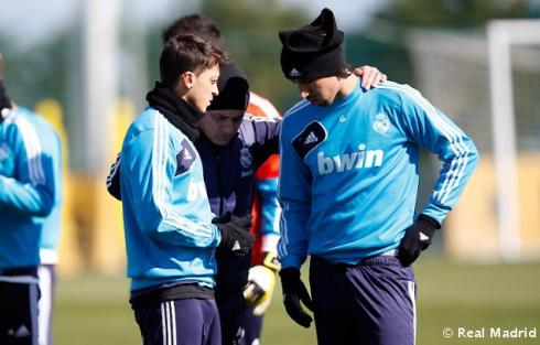 """So boys, I want to prepare a little surprise for Aitor..."