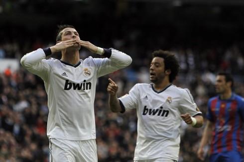 Cristiano Ronaldo, Marcelo