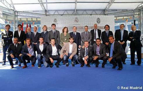 Presentaciýn_del_Corazýn_Classic_Match_2013
