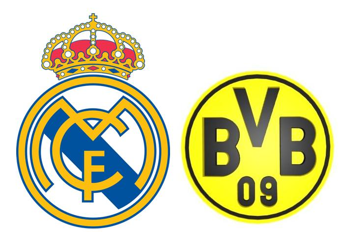 UPDATED Match Post Real Madrid Borussia Dortmund Leg 2