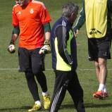 Jose Mourinho, Iker Casillas, Sergio Ramos