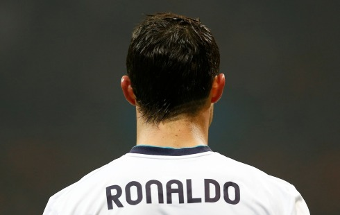 Real Madrid's Ronaldo is seen during their Champions League quarter-final second leg soccer match against Galatasaray in Istanbul
