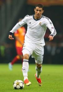Galatasaray AS v Real Madrid - UEFA Champions League Quarter Final