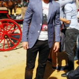 Celebrities Attend April's Fair In Seville
