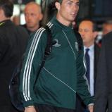 24.04.2013 Ankunft von Real Madrid in Dortmund