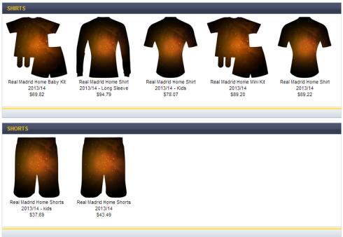 2013-14 kits