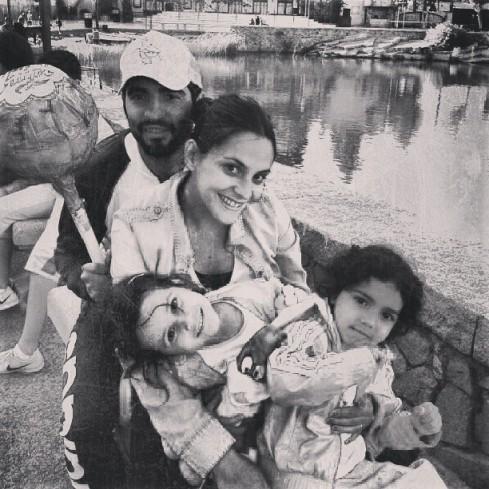 Alicia, Raul, Azahard & Alma