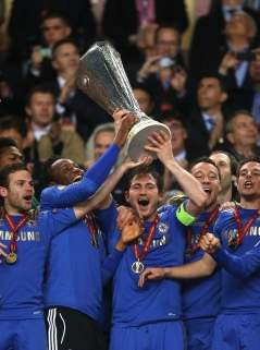 Chelsea v SL Benfica - UEFA Europa League Final