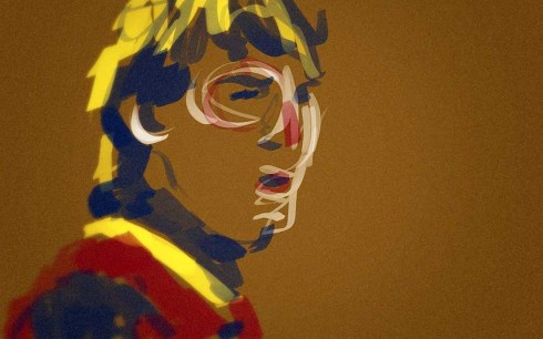Lionel Messi by Richard Swarbrick (@RikkiLeaks)