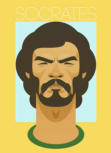 Socrates by Stanley Chow (@stan_chow)