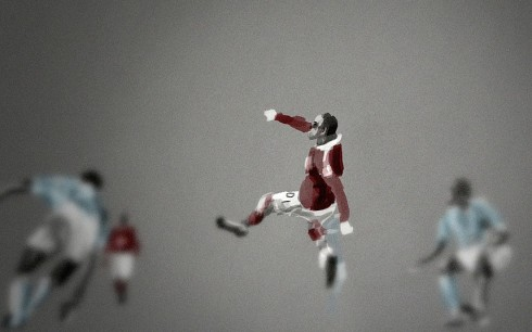 Wayne Rooney by Richard Swarbrick (@RikkiLeaks)