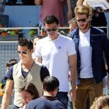 Celebrities Attend Mutua Madrid Open