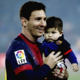 Messi & Thiago