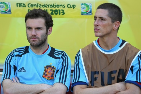 Nigeria v Spain: Group B - FIFA Confederations Cup Brazil 2013