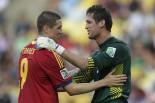 Brazil Soccer Confed Cup Spain Tahiti