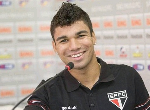 Casemiro to play for Real Madrid