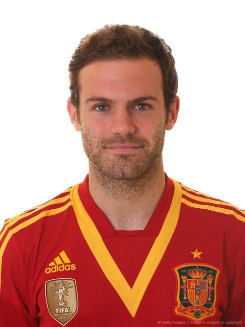 Looking mighty fine, Mata!