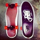 Caio's shoes!
