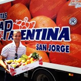 Soldado stocks up on fruit