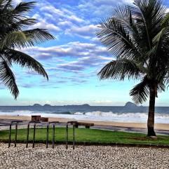David Luiz shared a great photo of Rio