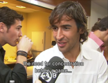 Iker and Raul
