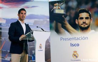 Presentaciýn_de_Isco