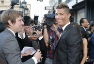CORRECTION Monaco Cristiano Ronaldo