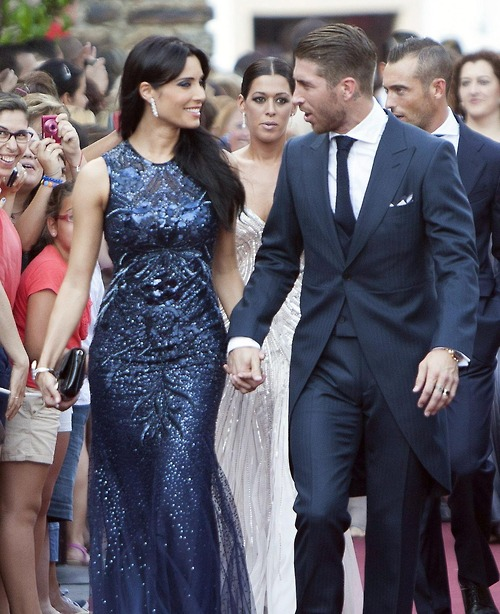 Sergio & Pilar: Well Dressed At The Wedding (Someone Elses – Calm ...