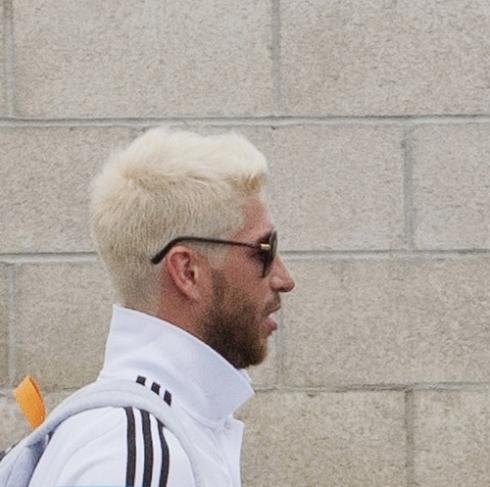 Real Madrid arrives at LAX