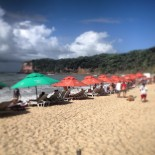 Marcelo's view of the beach