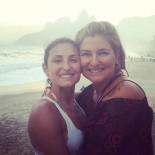 Yasmin & her beautiful mami