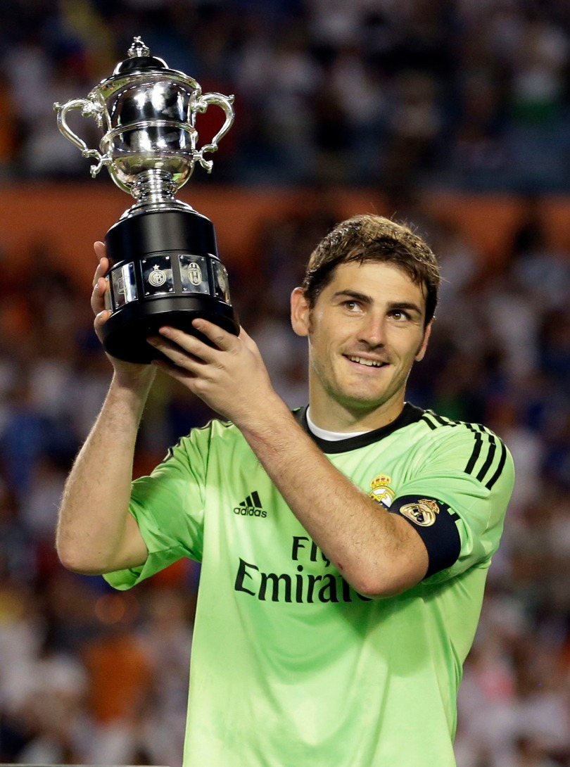 Iker Casillas | Of Hea...