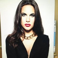 Carla Barber, Alvaro Morata's girlfriend