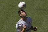 Spain Soccer Real Madrid Bale