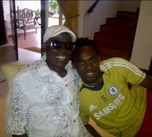 michael and James essien