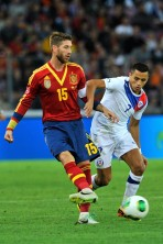 Spain v Chile - International Friendly