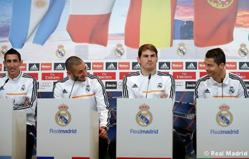 Iker does not approve of your childish hijinks.